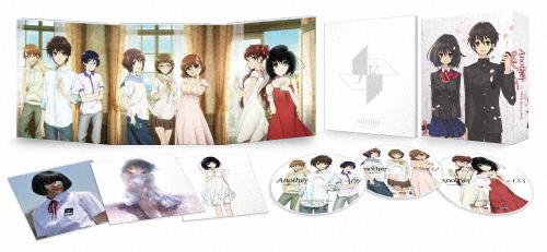 【送料無料】Another コンプリートBlu-ray BOX/アニメーション[Blu-ray]【返品種別A】