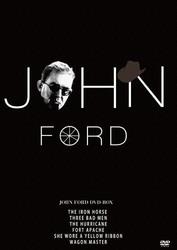【送料無料】[枚数限定]ハリウッドの巨匠 ジョン・フォード DVD-BOX/ジョン・フォード[DVD]【返品種別A】