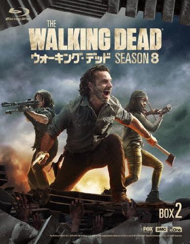 【送料無料】ウォーキング・デッド8 Blu-ray-BOX2/アンドリュー・リンカーン[Blu-ray]【返品種別A】