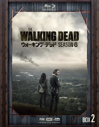【送料無料】ウォーキング・デッド6 Blu-ray-BOX2/アンドリュー・リンカーン[Blu-ray]【返品種別A】