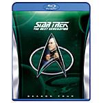 【送料無料】新スター・トレック シーズン4 ブルーレイBOX/パトリック・スチュワート[Blu-ray]【返品種別A】