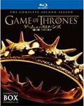 【送料無料】ゲーム・オブ・スローンズ 第二章:王国の激突 ブルーレイ コンプリート・ボックス/ピーター・ディンクレイジ[Blu-ray]【返品種別A】