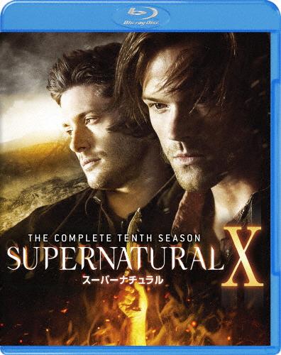 送料無料 枚数限定 SUPERNATURAL〈テン シーズン〉 コンプリート Blu-ray セット パダレッキ 激安卸販売新品 返品種別A ジャレッド 高品質