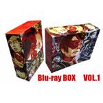 【送料無料】[枚数限定][限定版]仮面の忍者 赤影 Blu-ray BOX VOL.1/坂口祐三郎[Blu-ray]【返品種別A】