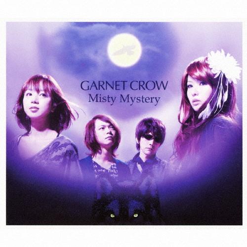 枚数限定 予約 限定盤 授与 Misty Mystery 初回限定盤 CROW CD+DVD GARNET 返品種別A