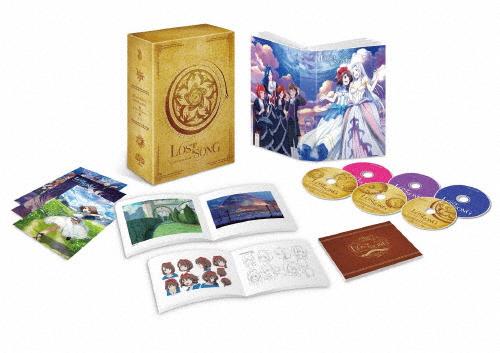 【送料無料】LOST SONG Blu-ray BOX ~Full Orchestra~/アニメーション[Blu-ray]【返品種別A】