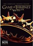 【送料無料】ゲーム・オブ・スローンズ 第二章:王国の激突 DVD コンプリート・ボックス/ピーター・ディンクレイジ[DVD]【返品種別A】