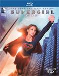 【送料無料】SUPERGIRL/スーパーガール〈ファースト・シーズン〉 コンプリート・ボックス/メリッサ・ブノワ[Blu-ray]【返品種別A】