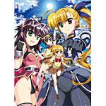 【送料無料】[枚数限定][限定版]魔法少女リリカルなのはViVid Blu-ray BOX SIDE:ViVio【完全生産限定版】/アニメーション[Blu-ray]【返品種別A】