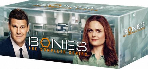 【送料無料】BONES -骨は語る- コンプリートDVD-BOX/エミリー・デシャネル[DVD]【返品種別A】