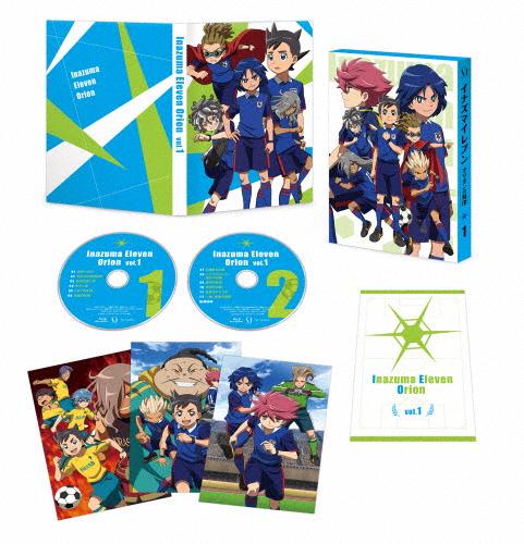 【送料無料】イナズマイレブン オリオンの刻印 Blu-ray BOX 第1巻/アニメーション[Blu-ray]【返品種別A】