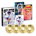 "【送料無料】ONE PIECE Log Collection ""CAESAR.CROWN"
