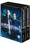 【送料無料】SUPERNATURAL V〈フィフス・シーズン〉コンプリート・ボックス/ジャレッド・パダレッキ[DVD]【返品種別A】