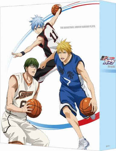 【送料無料】黒子のバスケ 1st SEASON Blu-ray BOX/アニメーション[Blu-ray]【返品種別A】