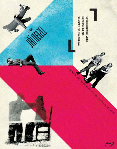 【送料無料】イジー・メンツェル傑作選 ブルーレイボックス/イジー・メンツェル[Blu-ray]【返品種別A】