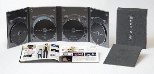 【送料無料】[枚数限定][限定版]僕だけがいない街 下(完全生産限定版)/アニメーション[Blu-ray]【返品種別A】