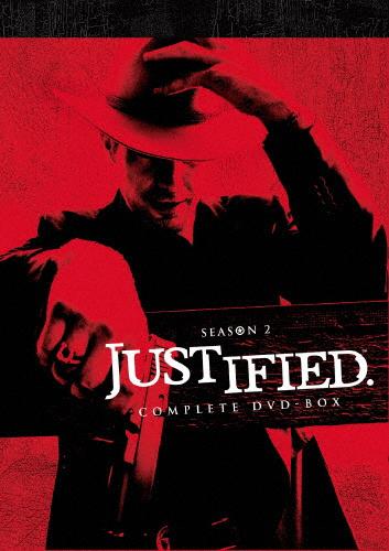 【送料無料】JUSTIFIED 俺の正義 シーズン2 コンプリートDVD-BOX/ティモシー・オリファント[DVD]【返品種別A】