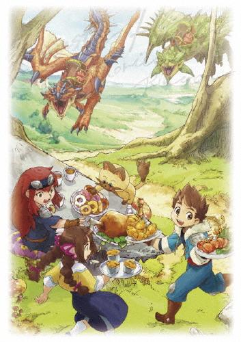 【送料無料】モンスターハンター ストーリーズ RIDE ON Blu-ray BOX Vol.4/アニメーション[Blu-ray]【返品種別A】