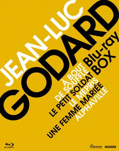 【送料無料】ジャン=リュック・ゴダール Blu-ray BOX Vol.1/ヌーヴェル・ヴァーグの誕生/ジャン=リュック・ゴダール[Blu-ray]【返品種別A】