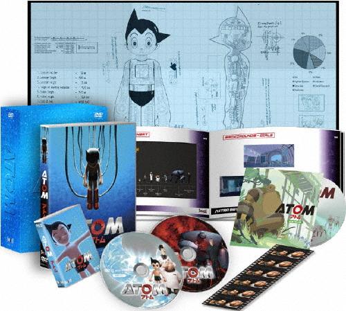 【送料無料】[枚数限定]ATOM プレミアムBOX/アニメーション[DVD]【返品種別A】