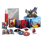 【送料無料】[枚数限定][限定版]スパイダーマン:ホームカミング ULTRA プレミアムBOX(2D+3D+4K ULTRA HDブルーレイ)【3,000セット限定】/トム・ホランド[Blu-ray]【返品種別A】, BLOOM ONLINE STORE:4bb100fe --- ww.thecollagist.com