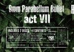 【送料無料】act VII【Blu-ray】/9mm Parabellum Bullet[Blu-ray]【返品種別A】