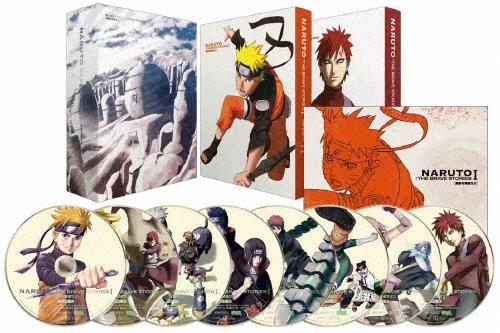 【送料無料】[枚数限定][限定版]NARUTO:THE BRAVE STORIES I「風影を奪還せよ」(完全生産限定版)/アニメーション[DVD]【返品種別A】