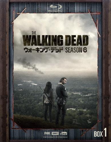 【送料無料】ウォーキング・デッド6 Blu-ray-BOX1/アンドリュー・リンカーン[Blu-ray]【返品種別A】