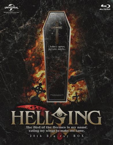 【送料無料】HELLSING OVA I―X Blu-ray BOX/アニメーション[Blu-ray]【返品種別A】