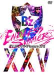 【送料無料】B'z LIVE-GYM Pleasure 2013 ENDLESS SUMMER-XXV BEST-/B'z[DVD]【返品種別A】
