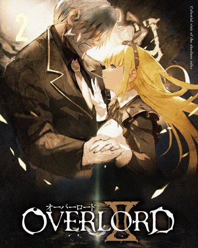 【送料無料】オーバーロードII 2【Blu-ray】/アニメーション[Blu-ray]【返品種別A】