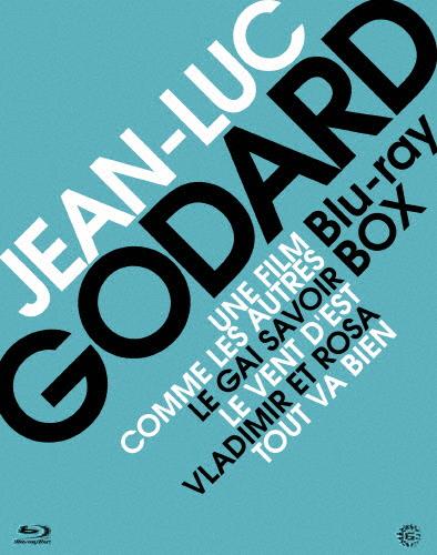 【送料無料】ジャン=リュック・ゴダール Blu-ray BOX Vol.2/ジガ・ヴェルトフ集団/ジャン=リュック・ゴダール[Blu-ray]【返品種別A】