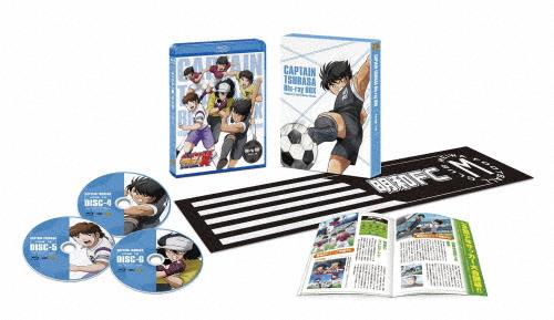 【送料無料】[限定版]キャプテン翼 Blu-ray BOX ~小学生編 下巻~<初回仕様版>/アニメーション[Blu-ray]【返品種別A】
