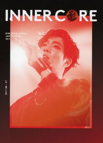 """【送料無料】[枚数限定][限定版]KIM HYUN JOONG JAPAN TOUR 2017""""INNER CORE"""