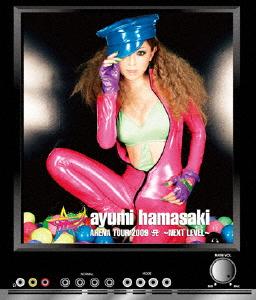 【送料無料】ayumi hamasaki ARENA TOUR 2009 A ~NEXT LEVEL~/浜崎あゆみ[Blu-ray]【返品種別A】