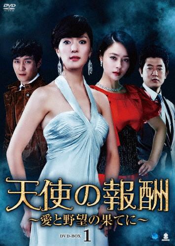 【送料無料】天使の報酬 ~愛と野望の果てに~ DVD-BOX1/ワン・ビンナ[DVD]【返品種別A】