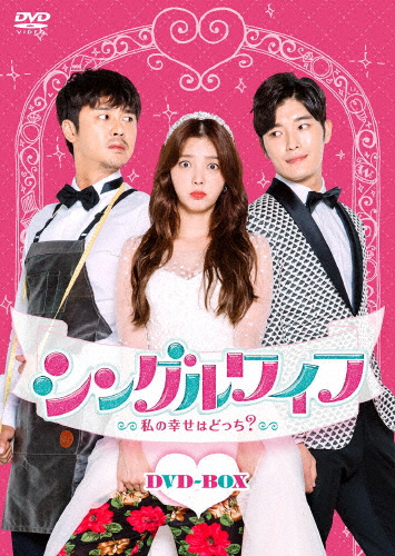 【送料無料】シングルワイフ~私の幸せはどっち?~DVD-BOX/オム・ヒョンギョン[DVD]【返品種別A】
