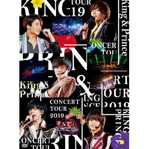 【送料無料】[限定版]King & Prince CONCERT TOUR 2019(Blu-ray/初回限定盤)/King & Prince[Blu-ray]【返品種別A】