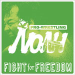 プロレスリング ノア 新作販売 テーマアルバム FIGHT 高品質 for 返品種別A CD プロレス FREEDOM