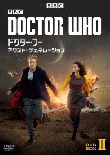 【送料無料】ドクター・フー ネクスト・ジェネレーション DVD-BOX2/ピーター・カパルディ[DVD]【返品種別A】