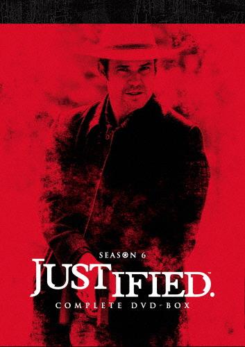【送料無料】JUSTIFIED 俺の正義 シーズン6 コンプリートDVD-BOX/ティモシー・オリファント[DVD]【返品種別A】
