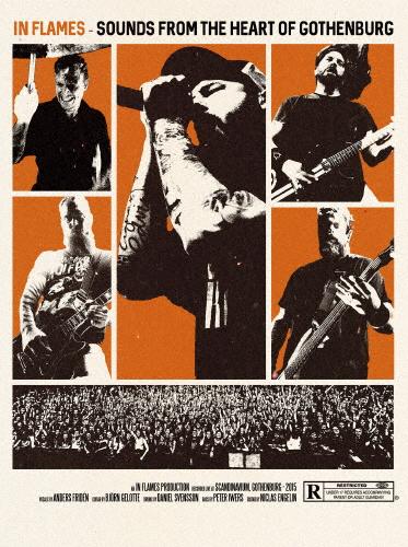 【送料無料】[枚数限定][限定版]イン・フレイムス ライヴ・イン・スウェーデン ~サウンズ・フロム・ザ・ハート・オブ・ヨーテボリ(初回限定盤)/イン・フレイムス[Blu-ray]【返品種別A】