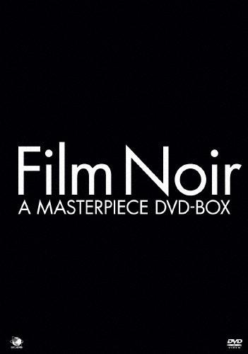 【送料無料】巨匠たちのハリウッド フィルム・ノワール傑作選 DVD-BOX/ロバート・ライアン[DVD]【返品種別A】