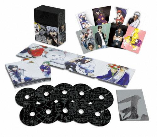 【送料無料】[枚数限定][限定版]銀魂 Blu-ray Box シーズン其ノ壱/アニメーション[Blu-ray]【返品種別A】