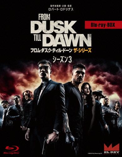 【送料無料】フロム・ダスク・ティル・ドーン ザ・シリーズ3 Blu-ray-BOX/D・J・コトローナ[Blu-ray]【返品種別A】