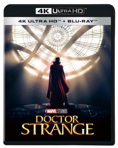 【送料無料】ドクター・ストレンジ 4K UHD/ベネディクト・カンバーバッチ[Blu-ray]【返品種別A】