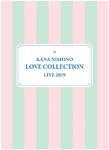 【送料無料】[限定版]Kana Nishino Love Collection Live 2019(完全生産限定盤/Blu-ray)◆/西野カナ[Blu-ray]【返品種別A】