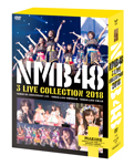 【送料無料】[先着特典付]NMB48 3 LIVE COLLECTION 2018(仮)【DVD7枚組】/NMB48[DVD]【返品種別A】