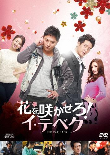 【送料無料】花を咲かせろ!イ・テベク DVD-BOX1/チン・グ[DVD]【返品種別A】