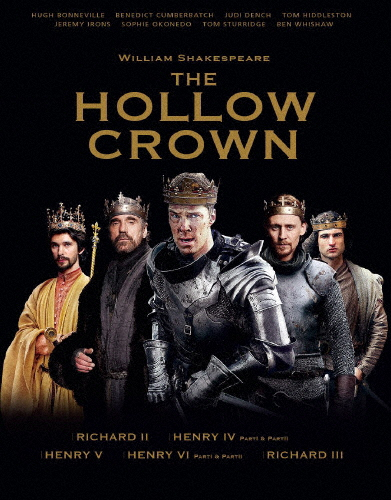 【送料無料】嘆きの王冠 ホロウ・クラウン【完全版】 Blu-ray BOX/ベン・ウィショー[Blu-ray]【返品種別A】